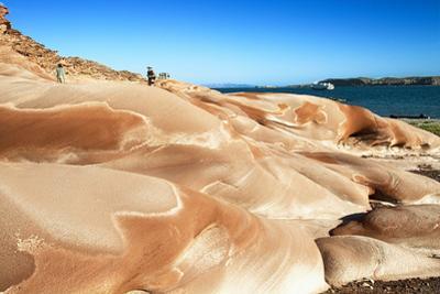 Landscape. Puerto Gato. Baja California, Sea of Cortez, Mexico. by Tom Norring