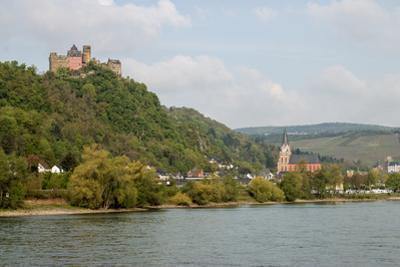 Middle Rhine. Cochem, Germany. by Tom Norring