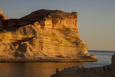 Sunrise. Isla San Jose. Baja California, Sea of Cortez, Mexico. by Tom Norring