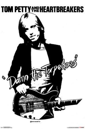 TOM PETTY - DAMN THE TORPEDOES
