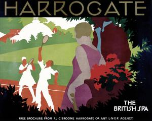 Harrogate by Tom Purvis