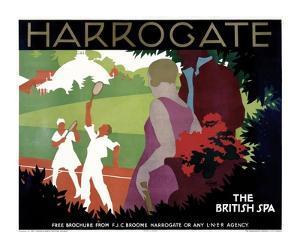 Harrogate by Tom Purvis