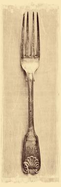Antique Fork by Tom Quartermaine