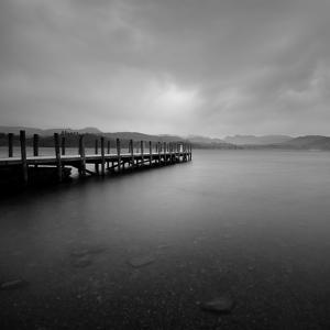 Lakeside Pier 005 by Tom Quartermaine