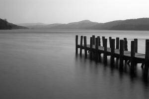 Lakeside Pier 006 by Tom Quartermaine