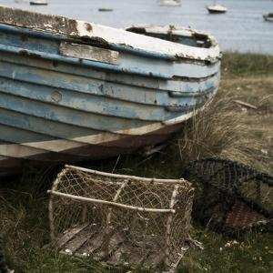Old Boat 01 by Tom Quartermaine