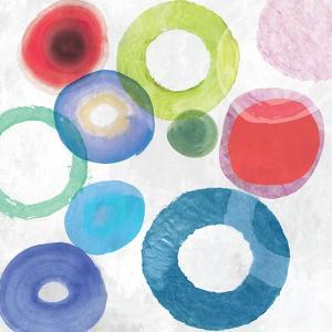 colourful Rings II by Tom Reeves