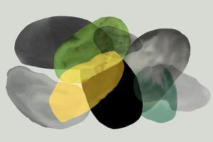 Green Overlay II by Tom Reeves
