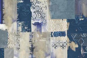 Indigo Patchwork by Tom Reeves