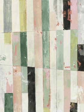 Playful Stripes II by Tom Reeves