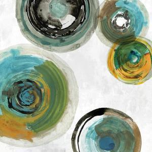 Spirals II by Tom Reeves