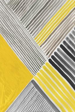 Yellow Mikado II by Tom Reeves