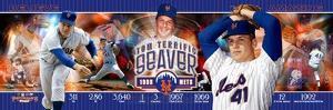 Tom Seaver Panoramic Photo