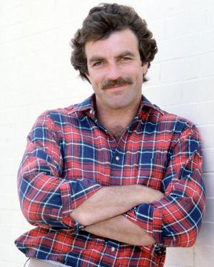 Tom Selleck, Magnum, P.I. (1980)