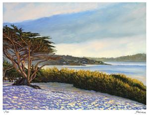 Carmel Panorama by Tom Swimm