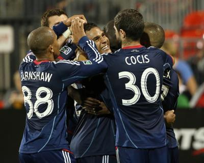 Aug 23, 2014 - MLS: Chicago Fire vs Toronto FC - Quincy Amarikwa