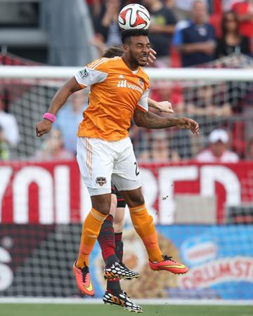 Jul 12, 2014 - MLS: Houston Dynamo vs Toronto FC - Giles Barnes