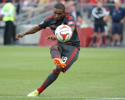 Jul 12, 2014 - MLS: Houston Dynamo vs Toronto FC - Jermain Defoe