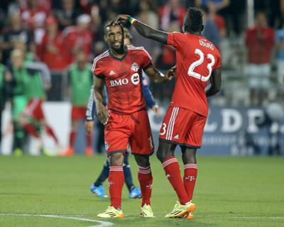 Jul 16, 2014 - MLS: Vancouver Whitecaps vs Toronto FC - Jermain Defoe