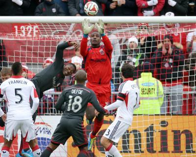 Mar 22, 2014 - MLS: D.C. United vs Toronto FC - Bill Hamid