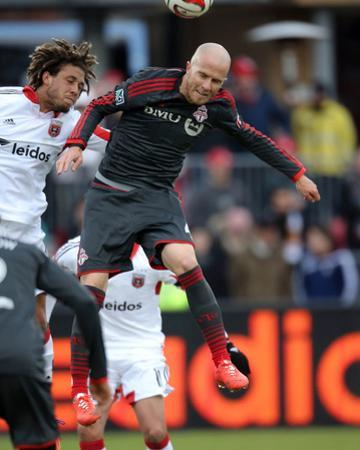 Mar 22, 2014 - MLS: D.C. United vs Toronto FC - Michael Bradley