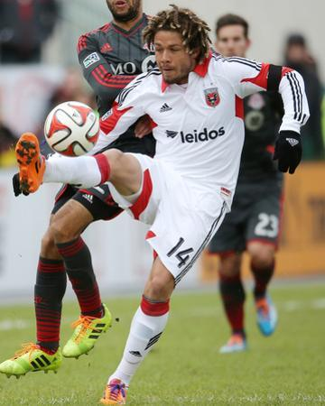 Mar 22, 2014 - MLS: D.C. United vs Toronto FC - Nick DeLeon