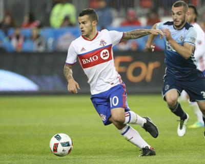 Mls: Vancouver Whitecaps FC at Toronto FC