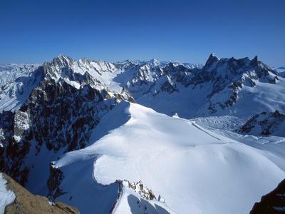 Aiguille Du Midi, Chamonix, France, Europe