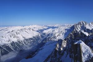Alps, Chamonix, France by Tom Teegan