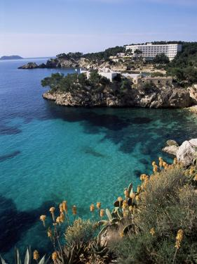 Cala Fornels, Palma, Majorca, Balearic Islands, Spain, Mediterranean by Tom Teegan