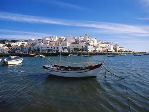 Ferragudo, Algarve, Portugal, Europe by Tom Teegan