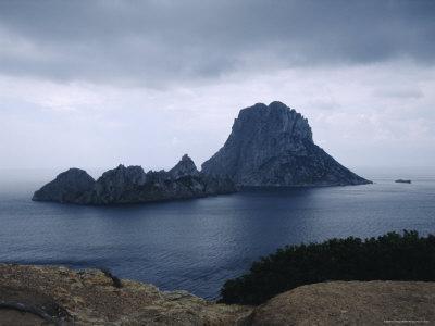 The Island of Vedra off the Coast of Ibiza, Balearic Islands, Spain