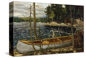 Thomson - The Canoe by Tom Thomson
