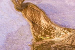 Stream Reflections, Matkatamiba Canyon, Grand Canyon National Park, Arizona Colorado River by Tom Till