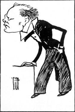 Winston Churchill by Tom Titt