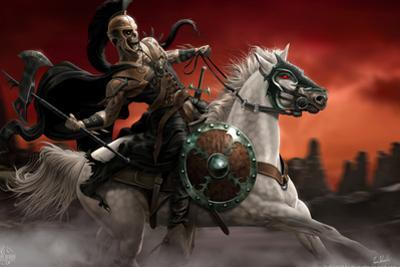 Dark Rider by Tom Wood
