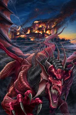 Dragon's Night by Tom Wood