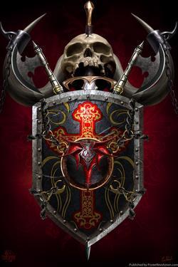 Dragon Shield by Tom Wood