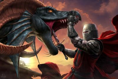 Dragonslayer by Tom Wood