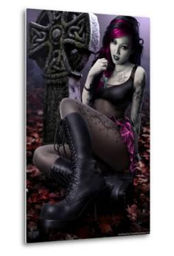 Goth Girl by Tom Wood