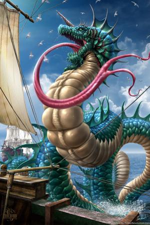 Leviathon by Tom Wood