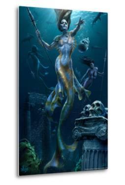 Mermaid Hunt by Tom Wood