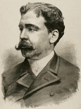 Enrique Kubly Arteaga (1855-1904).. Uruguay by Tomás Capuz Alonso