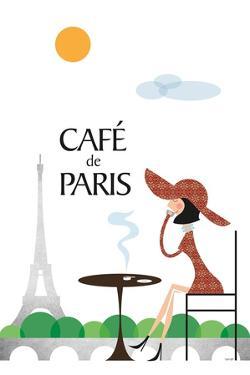 Cafe de Paris by Tomas Design
