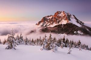 Rozsutec Peak by Tomas Sereda