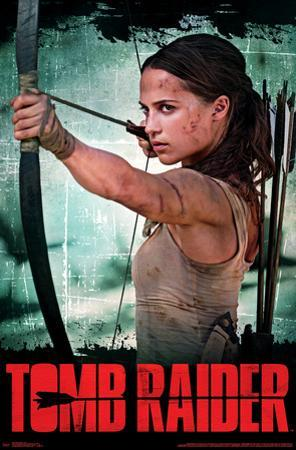Tomb Raider - Bow