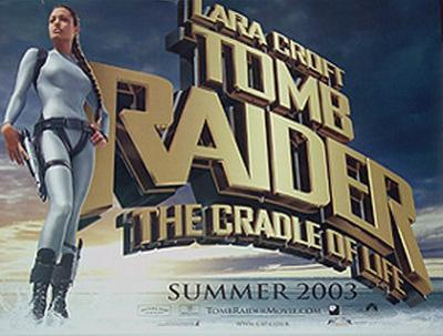 Tomb Raider : The Cradle Of Life