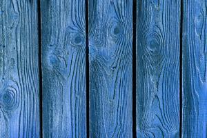 Blue Wood Texture with Natural Patterns by tombaky