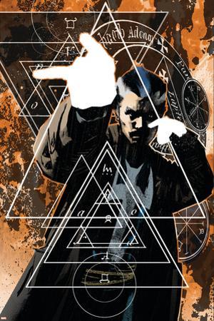 Strange No.1 Cover: Dr. Strange by Tomm Coker