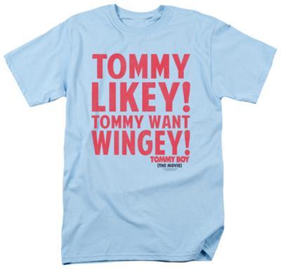 Tommy Boy - Want Wingey